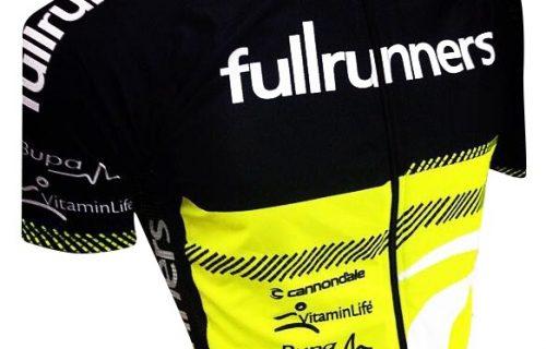 9. Tricota Cycling Oficial FR / Negro-Amarillo Flúor